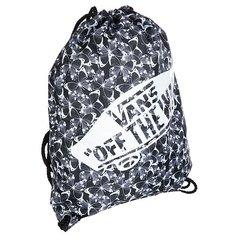 Мешок женский Vans Benched Bag Butterfly Black