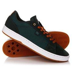 Кеды кроссовки низкие DC Astor Dark Green