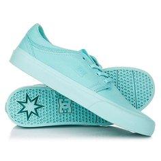 Кеды кроссовки низкие женские DC Trase Tx Aqua