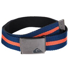 Ремень Quiksilver The Jam 3 Estate Blue