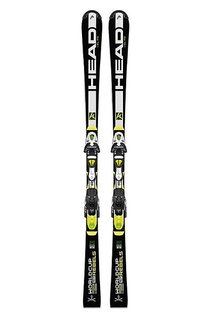 Горные лыжи Head Wc Rebels Isl Rd Sw Race Plate Fis 168 Black