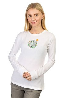 Лонгслив женский Santa Cruz Sea Life Thermal White