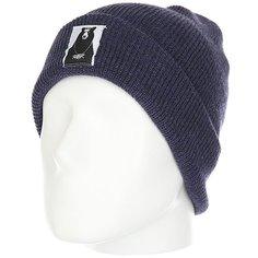 Шапка Terror Snow Knit Blue