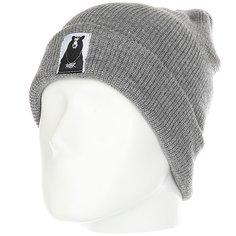 Шапка Terror Snow Knit Grey