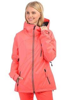 Куртка утепленная женская Volcom Velocity Jacket Firecracker