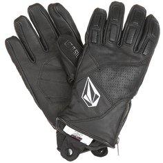 Перчатки сноубордические Volcom Service Glove Black