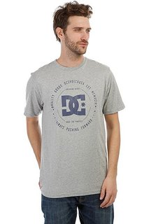 Футболка DC Rebuilt 2 Grey Heather