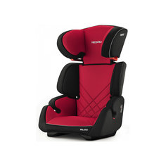 Автокресло Milano Seatfix 15-36 кг., Recaro, Racing Red