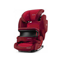 Автокресло Monza Nova IS Seatfix 9-36 кг., Recaro, Indy Red