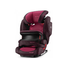 Автокресло Monza Nova IS Seatfix 9-36 кг., Recaro,  Power Berry