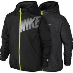 Куртка для мальчика NIKE ALLIANCE RV F LND JKT YTH NIKE