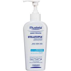 """Крем для мытья """"Stelatopia"""" для новорожденных, млад-ев и детей, 200 мл., Mustela"""