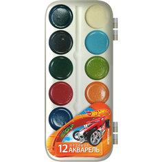 Акварельные медовые краски (12 цветов), Hot Wheels Limpopo