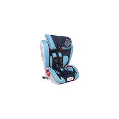 Автокресло Индиго Isofix 9-36 кг., SIGER, синий