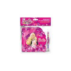 "Блокнот А6 ""Barbie"" 40 листов + ручка Limpopo"