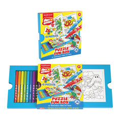 Набор для творчества Puzzle Fun box Artberry Erich Krause