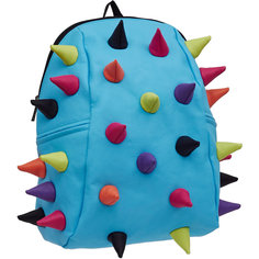 "Рюкзак ""Rex 2 Half Whirpool"", цвет голубой мульти Mad Pax"