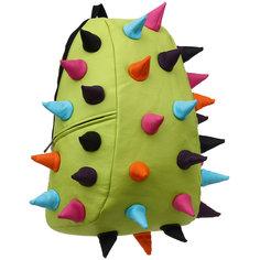 "Рюкзак ""Rex Full "" Lime Multi, цвет лайм мульти Mad Pax"