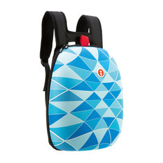 Рюкзак SHELL BACKPACKS, цвет голубой Zipit