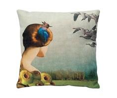 """Подушка """"Перелетные птицы"""" Object Desire"""
