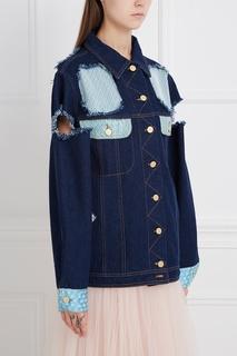 Куртка из денима Natasha Zinko