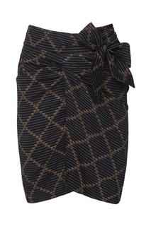 Хлопковая юбка Jayda Isabel Marant Etoile