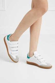 Кожаные кроссовки Beth Isabel Marant Etoile