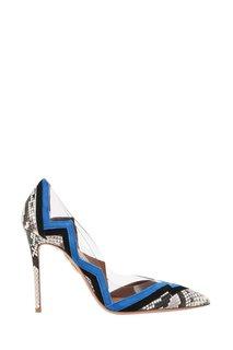 Кожаные туфли Frankie Pump Aquazzura