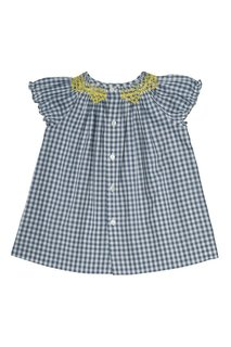 Хлопковое платье Eugenia Bonpoint