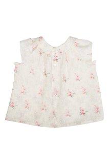 Хлопковая блузка Eolie Bonpoint