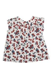 Хлопковая блузка Еolie Bonpoint