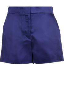 Мини-шорты с завышенной талией и карманами Acne Studios