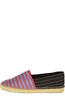 Текстильные эспадрильи Sienna с принтом Marc Jacobs