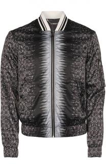 Куртка-бомбер Just Cavalli