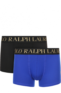 Комплект из двух боксеров с широкой резинкой Ralph Lauren
