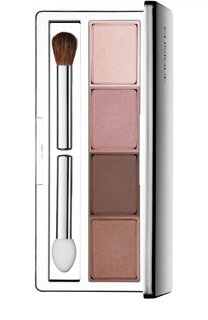 Тени для век All About Shadow Quad Pink Chocolates Clinique