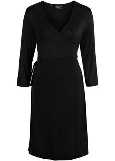 Платье с эффектом запаха для беременных (петролевый) Bonprix