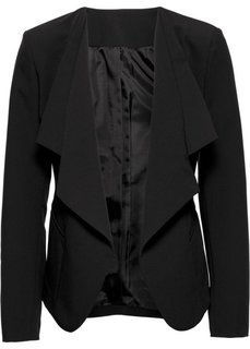 Пиджак с удлиненными лацканами (бордовый) Bonprix