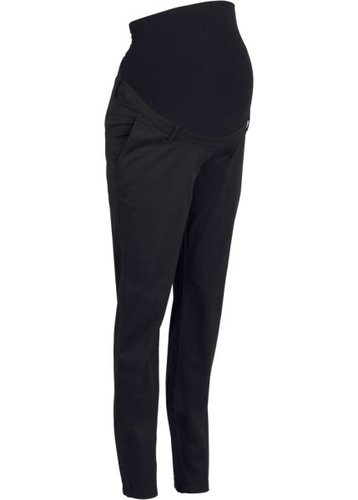 Для будущих мам: брюки-чиносы (темно-синий)