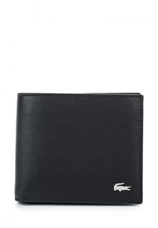 Комплект кошелек и брелок Lacoste