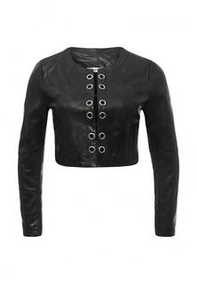 Куртка кожаная Paccio