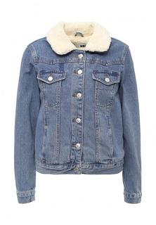 Куртка джинсовая Topshop