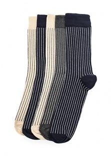 Комплект носков 5 пар Topman