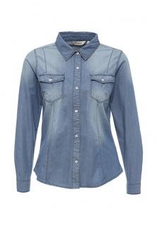 Рубашка джинсовая Bruebeck