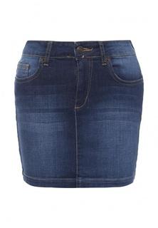 Юбка джинсовая F5