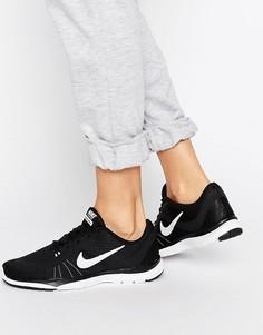 Черные кроссовки Nike Tr 6 - Черный