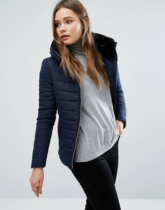 Дутая куртка New Look - Синий