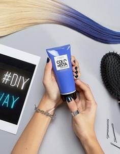 Смываемая краска для волос LOreal Paris Colorista - Синий - Синий