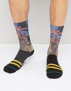 Носки Iron Maiden Stance - Черный