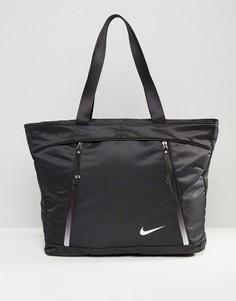 Сумка-тоут Nike Premium Auralux - Черный